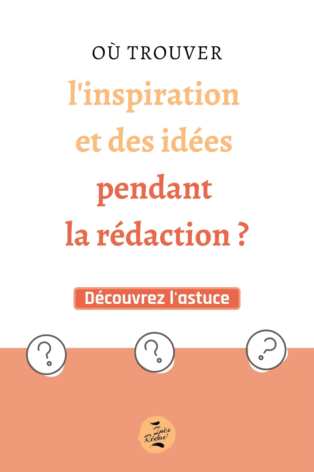 Questions sur la rédaction web