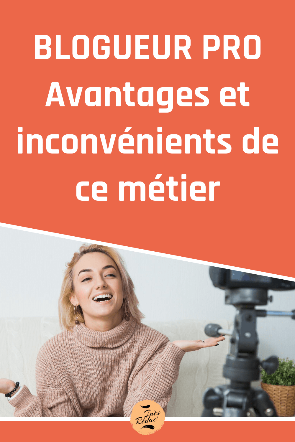 Devenir blogueur professionnel