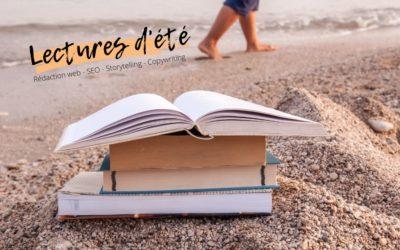 Top 8 des meilleures lectures d'été sur la rédaction web, le SEO, le storytelling et le copywriting