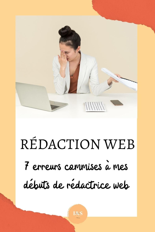 Rédactrice web